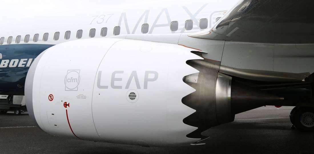 CFM LEAP engine