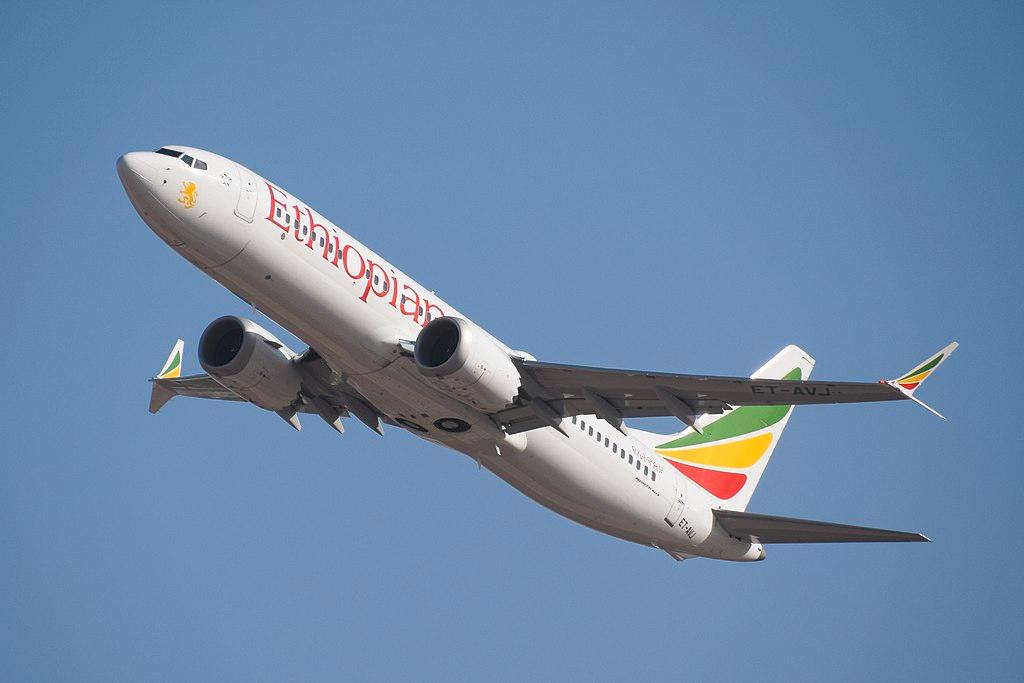 埃塞俄比亚航空ET302航班