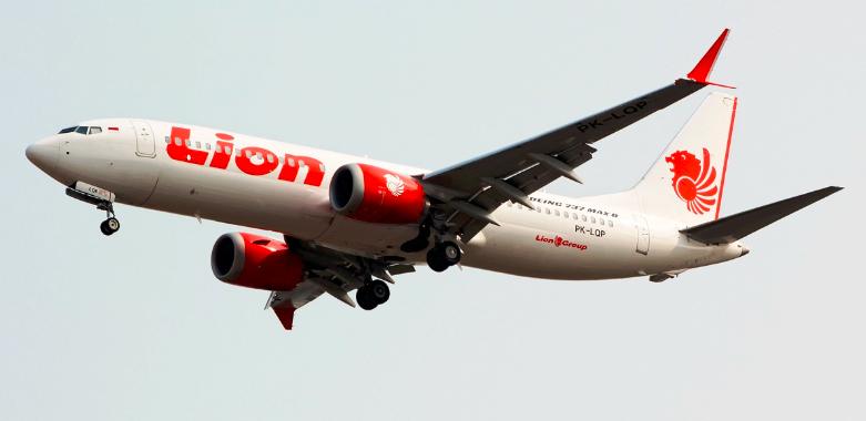印尼狮航JT610航班
